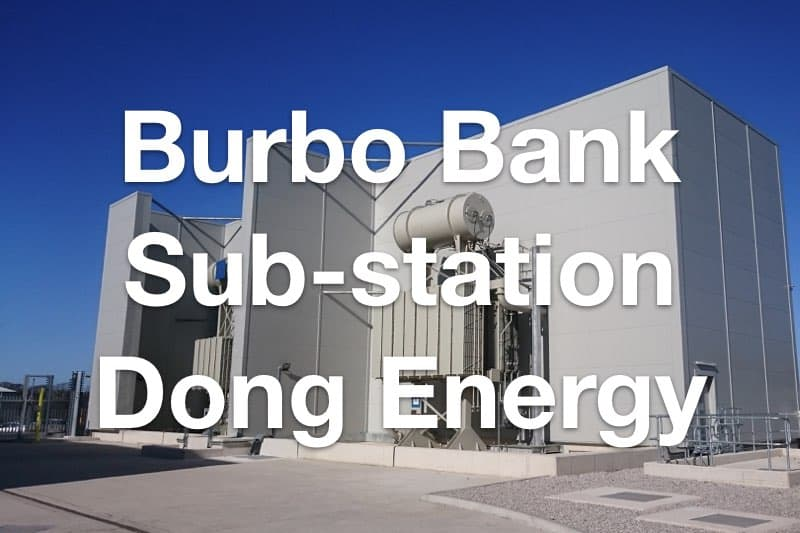 Acoustic Enclosure for Dong Energy at Burbo Bank sub-station