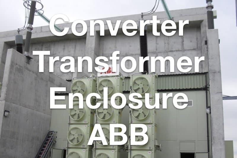 Converter Transformer for ABB