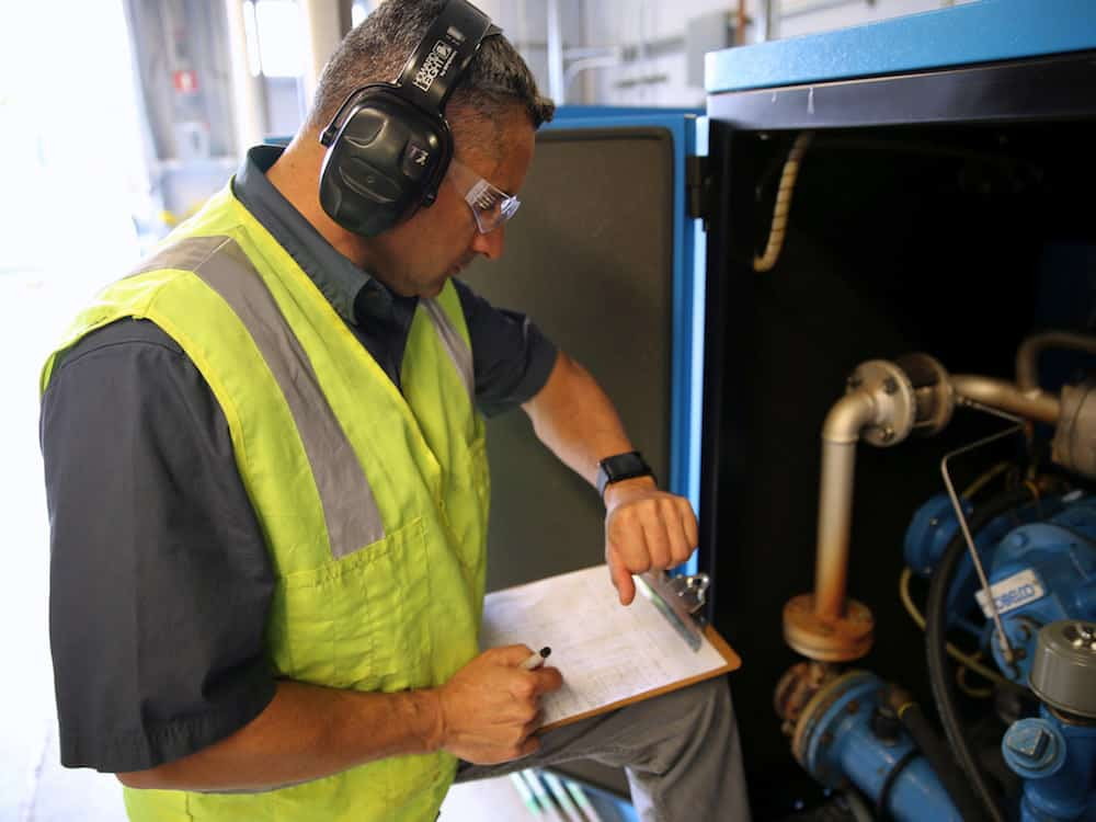 Ear defenders in the workplace are a simple but not satisfactory solution to reduce the impact of machine noise