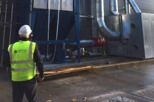 Kimpton Acoustic Engineers on Site