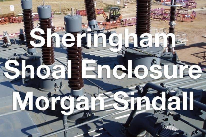 Sheringham Shoal Offshore Windfarm Acoustic Enclosure at