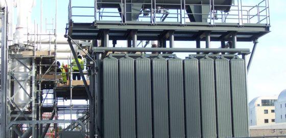 Supergrid Transformer enclosure by Kimpton 1200