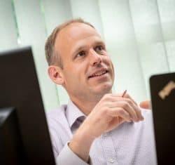 Tim Davies - Acoustic Manager Kimpton Acoustic Engineering - Bromborough