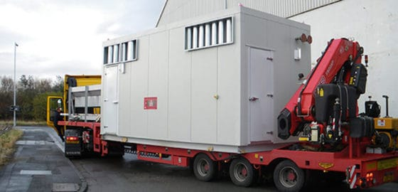Reduce sound in the workplace with an acoustic enclosure